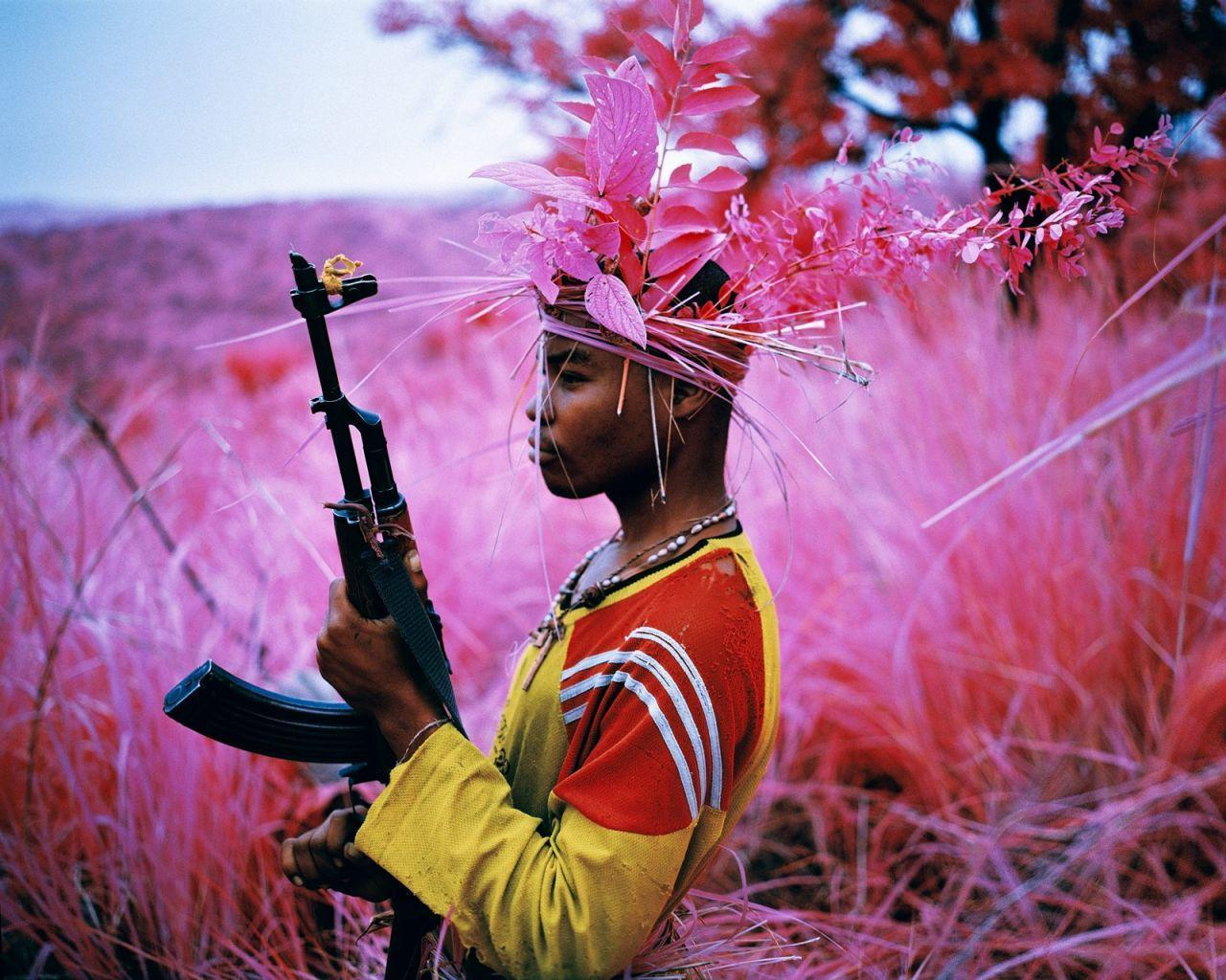 Richard Mosse - The Enclave